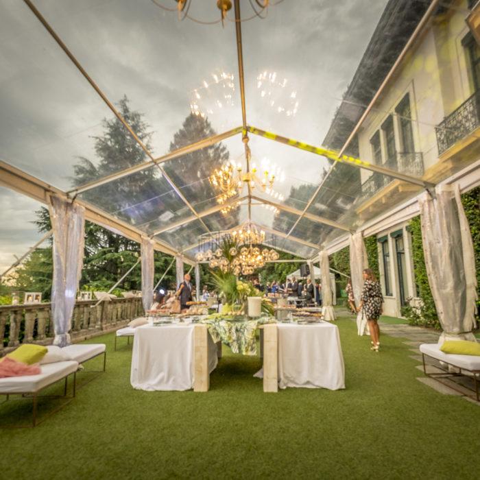 Matrimonio Villa Claudia dei Marchesi Dalpozzo