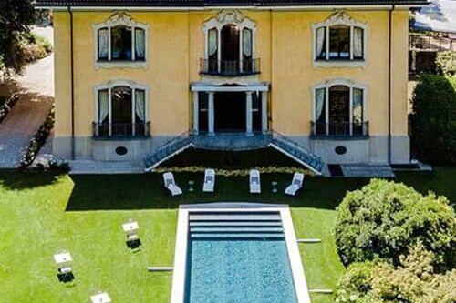villa frua italia