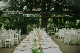 villa frua wedding planner