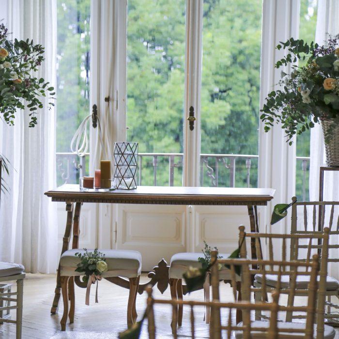 Matrimonio Villa Frua